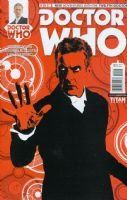 Doctor Who The Twelfth Doctor Adventures #11 (Cover B)